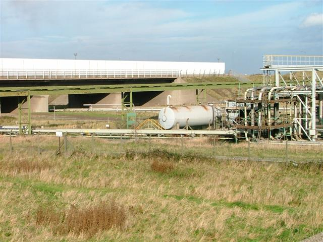 Railway Bridge over Piperack