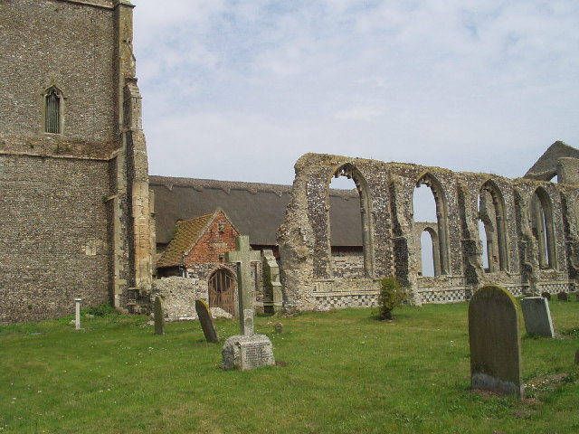 St Andrews Church, Covehithe
