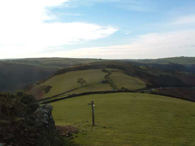 Wind Hill, Countisbury