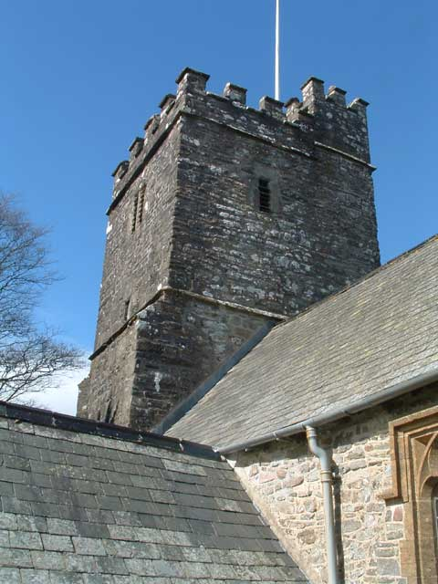 St Giles' Church, Hawkridge