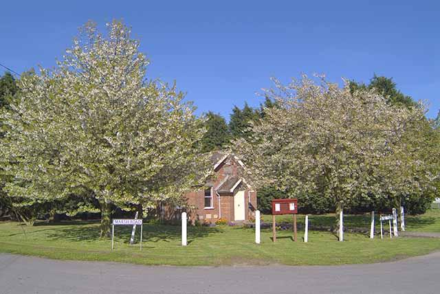 Chapel near Lutton