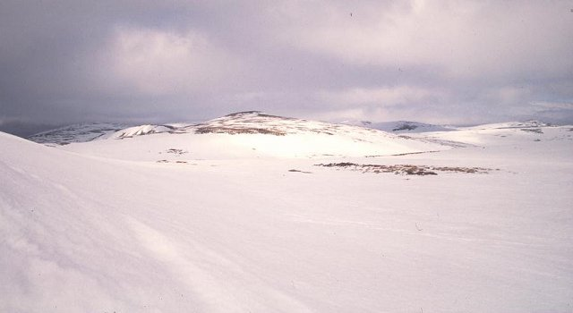 Mounth plateau, Tolmount.
