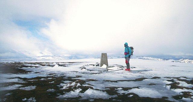 Summit, Glas Tulaichean.