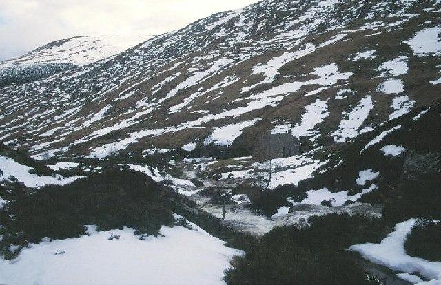 Glenlochsie Lodge.