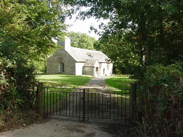 Craswall Church