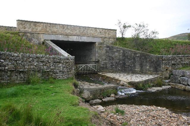 Great Eggleshope Beck Bridge