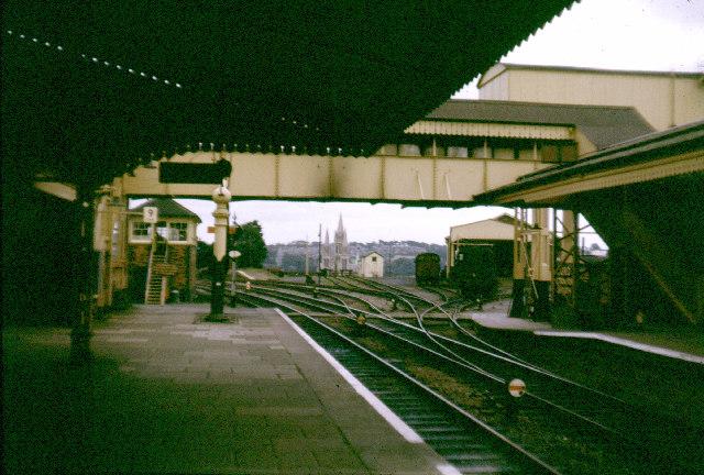 Truro Station