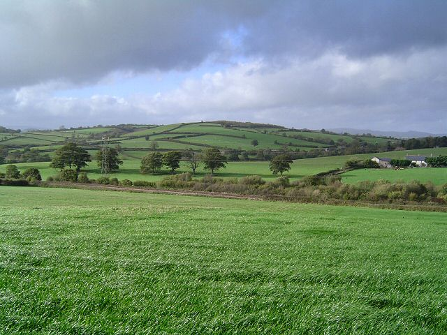 South Devon countryside