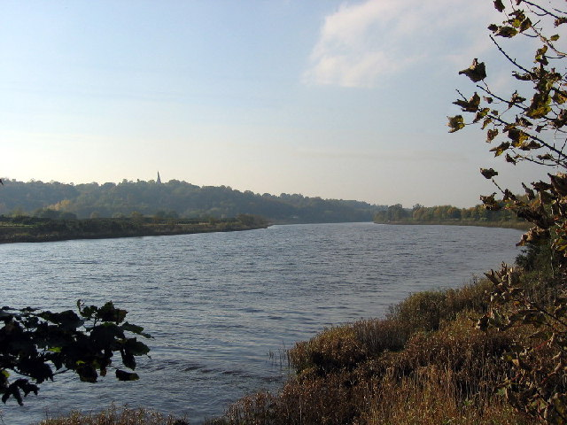 The Tyne west of Newburn