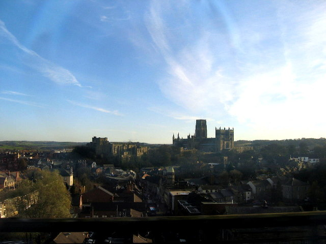 Durham: Cathedral ,Castle and City