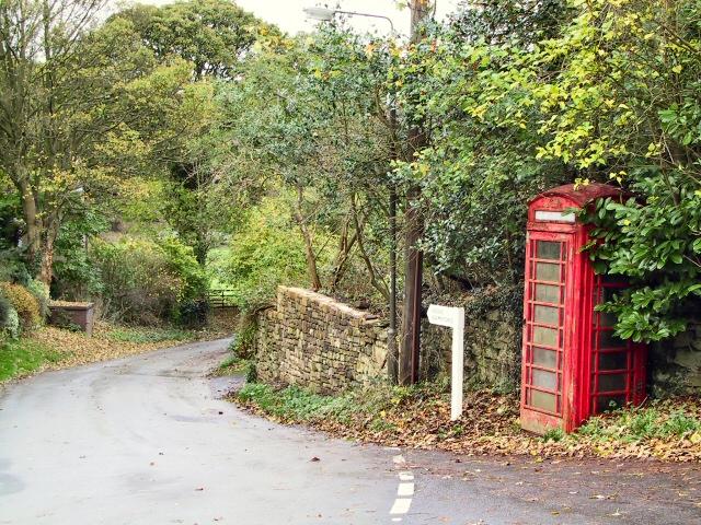 Forgotten Phone Box