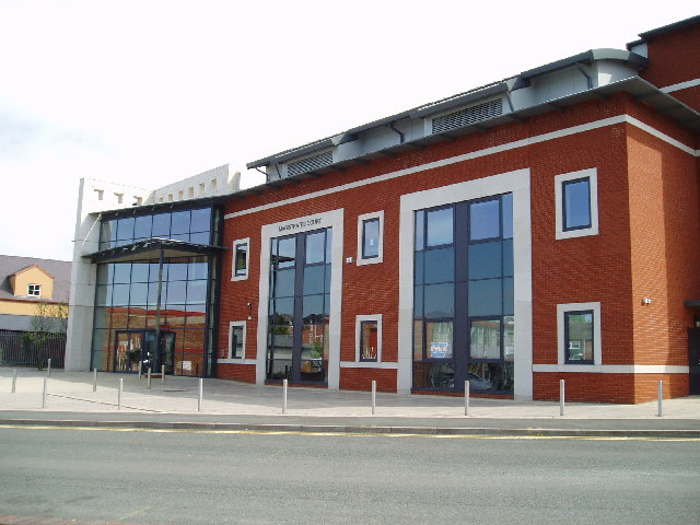 Kidderminster Magistrates Court