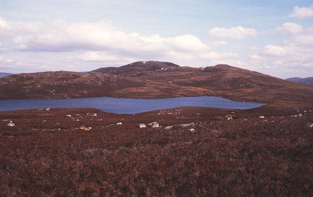 Loch Meall a' Mhadaidh.