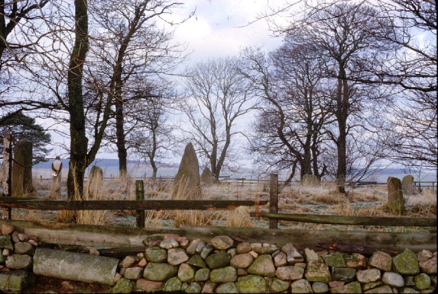 Sunhoney stone circle