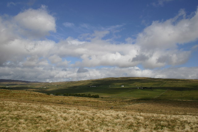 View Across to Greenhills, Upper Teesdale