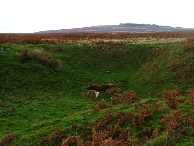 A Wofa Hole, Moor Divock