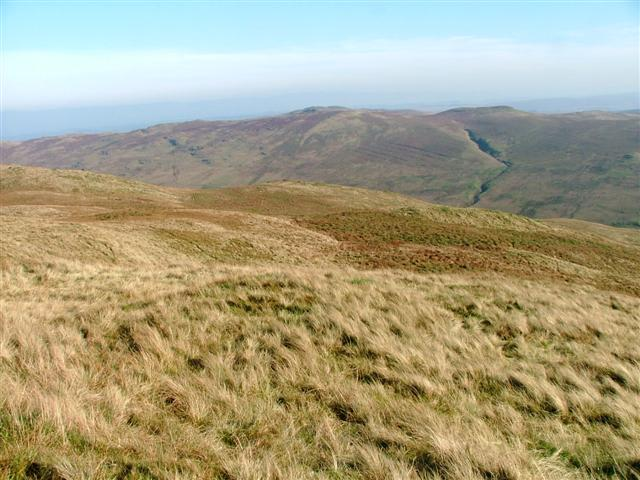View East from Tarn Below Howes