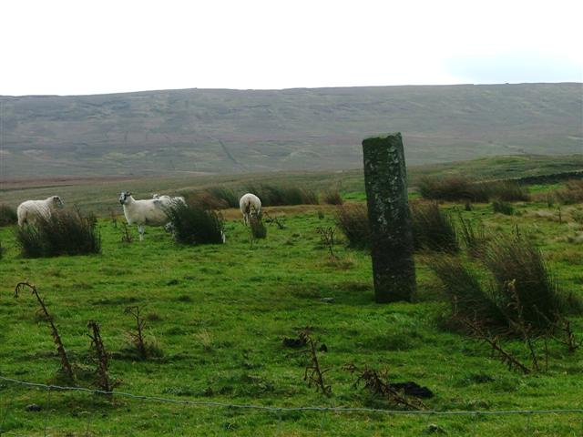 Boundary Stone, Nunnery Hill