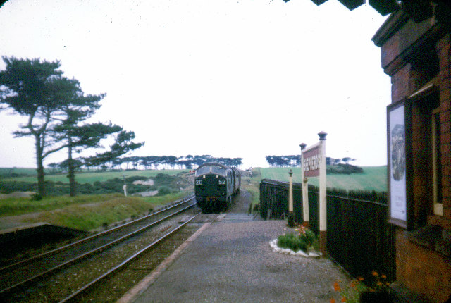 Shepherds Station