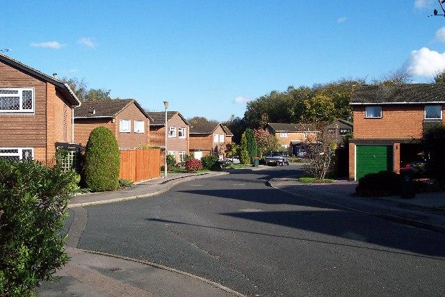 Burleys Wood housing