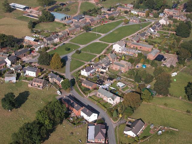 Milburn Village, Eden Valley, Cumbria