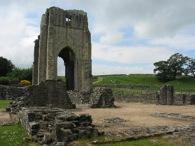 Another view of Shap Abbey, Cumbria