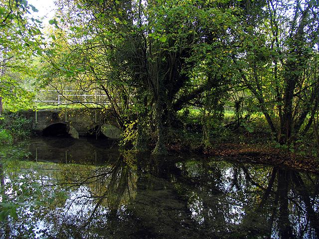 Bridge over the Lambourn