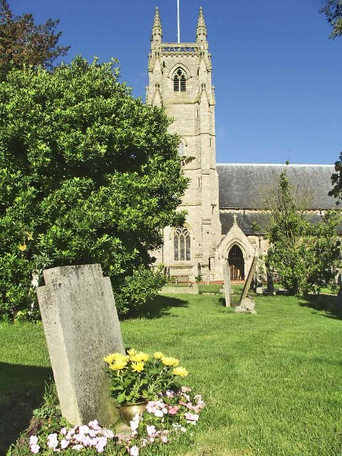 St Thomas a Becket Parish Church, Northaw, Hertfordshire