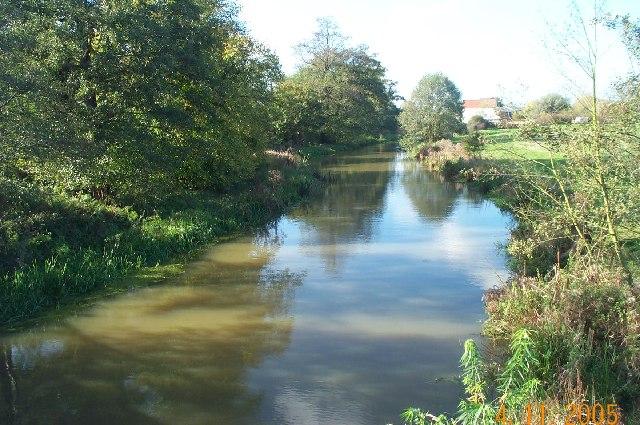River Roding at Passingford Bridge