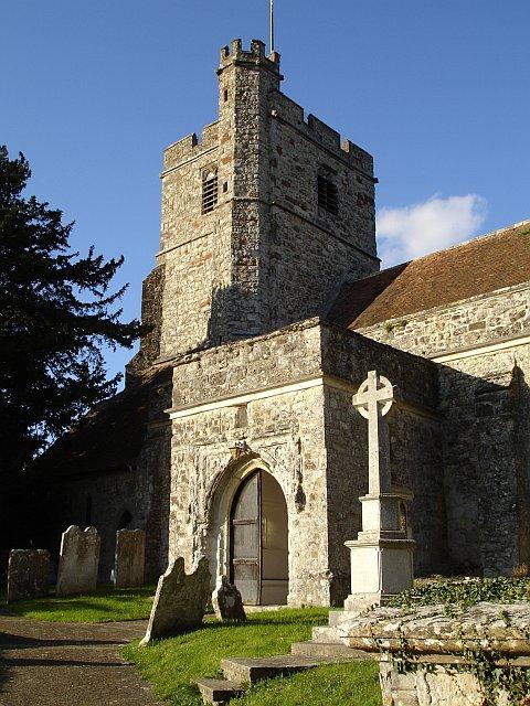 All Saints' Church, Ulcombe