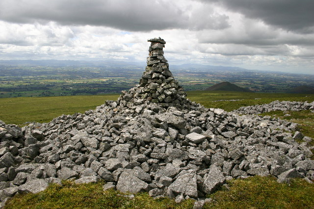 Cairn on the Backstone Edge