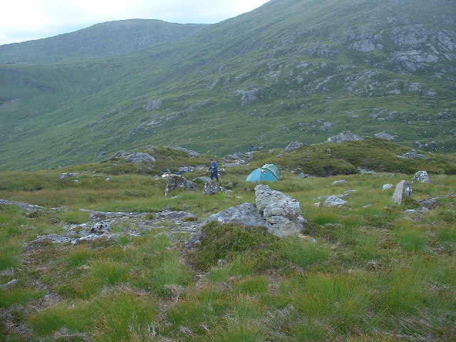 Camp Spidean Mialach