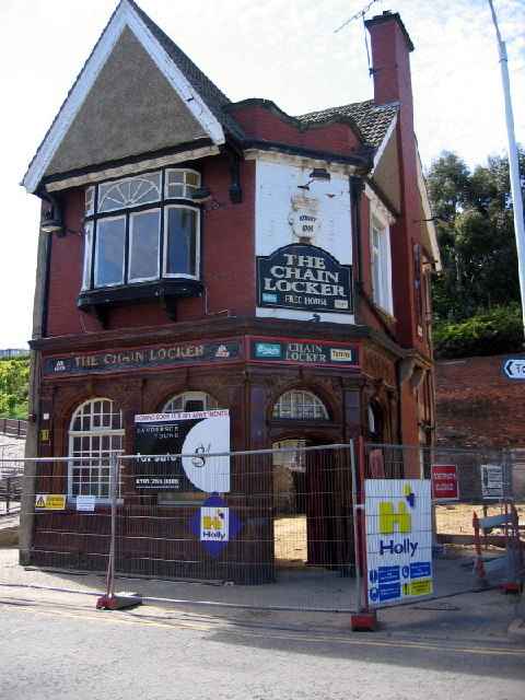 The Chain Locker Pub, North Shields