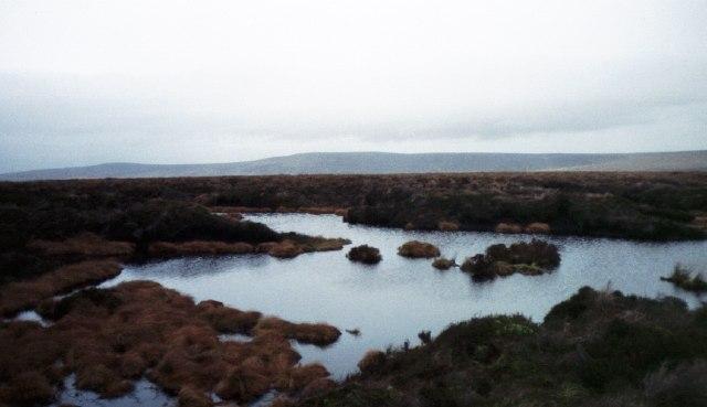 Summit Tarn Holdron Moss