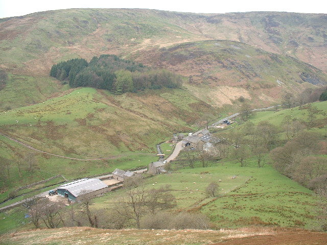 Sykes Farm Trough of Bowland