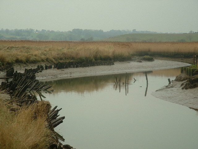 River Blyth between Blythburgh and Wenhaston
