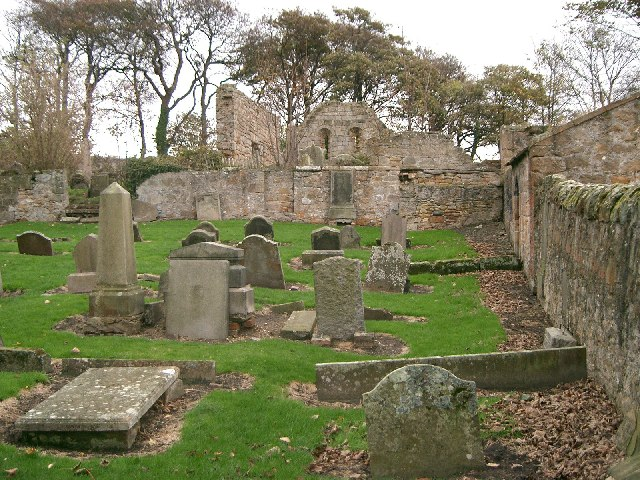 Rosyth Old Graveyard