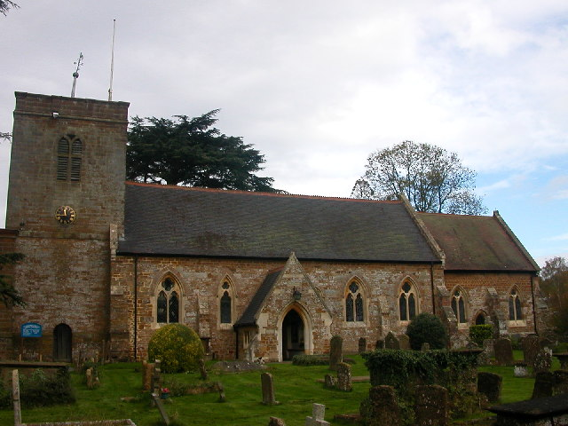 Priors Marston - St Leonards Church