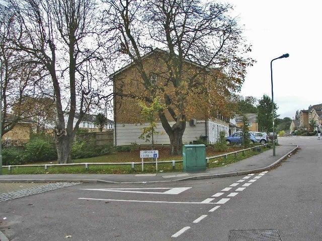 Corner of Garsdale Close, London N11