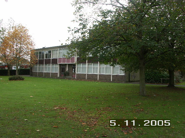 Hardley School, Nr Fawley, Hants