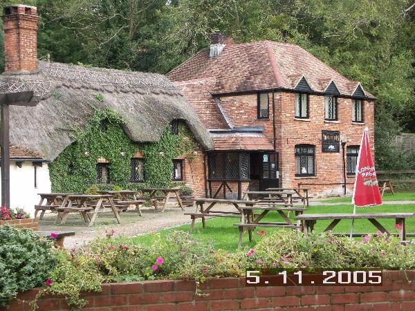Old Mill Public House, Holbury, Nr Fawley, Hants