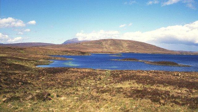Loch Meadie.