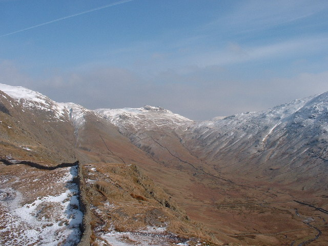 View from Summit of Low Pike