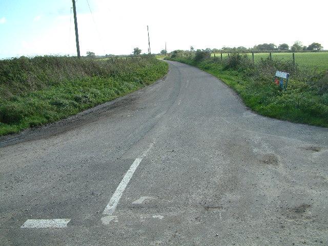West of Middle Bockhampton