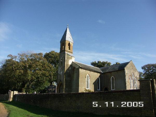 South Baddesley Parish Church