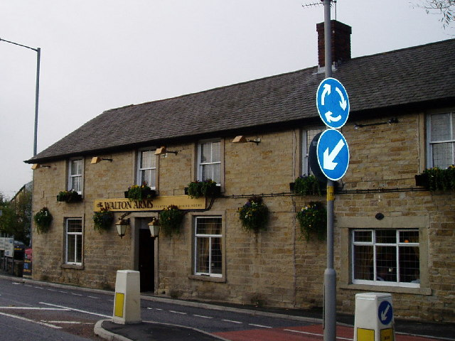 The Walton Arms at Altham
