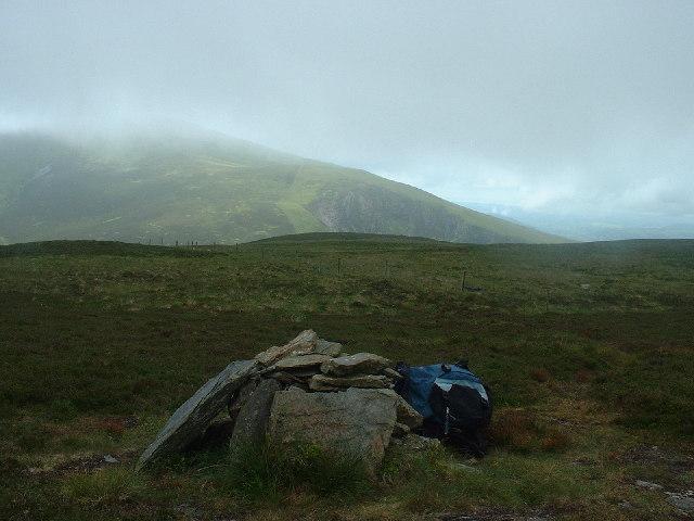 Little Calva Summit Cairn