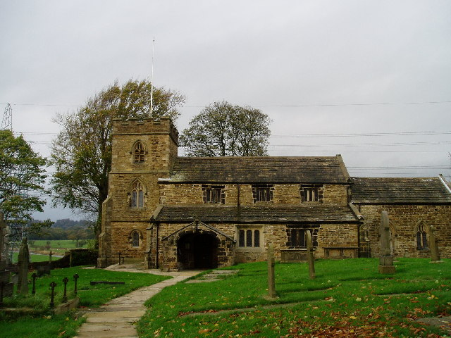 St James Altham