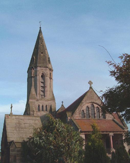 St. Andrew's Church, East Heslerton