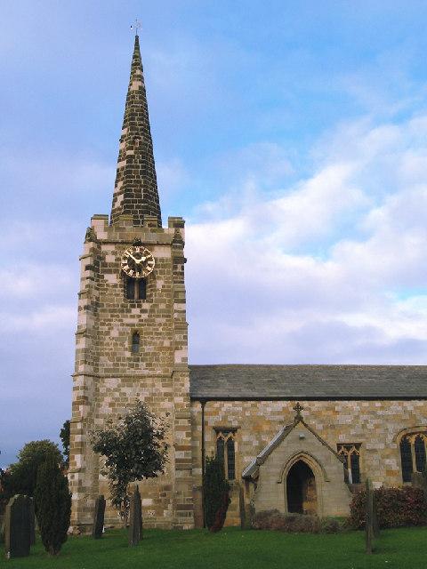 St Andrew's Church, Rillington